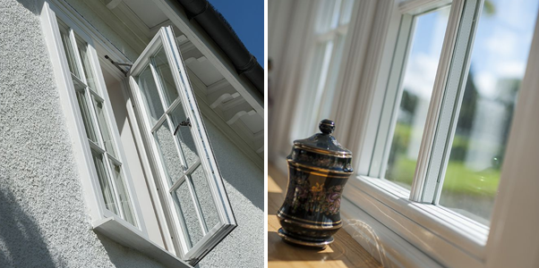 Replica Timber Windows manufactured by Residence9 installed in West Sussex by Worthing Windows