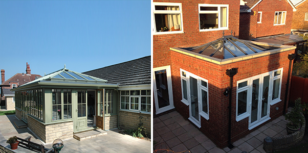 Orangeries & Garden Room Worthing Windows