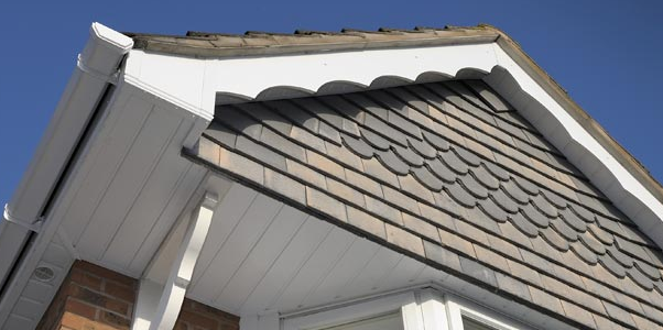 Soffit & fascias installed in Worthing, West Sussex by Worthing Windows