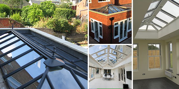 UPVC Orangeries Worthing and Roofs installed by Windows Windows