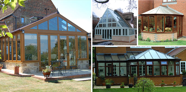 timber conservatories in Worthing installed by Worthing Windows
