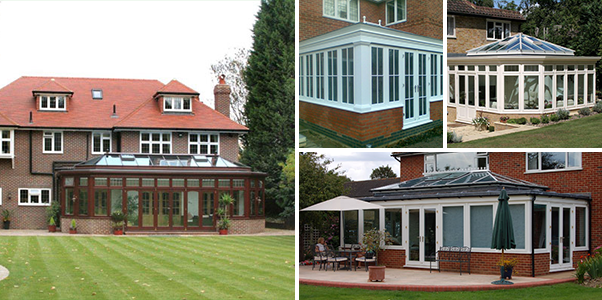 Timber Orangeries Worthing installed by Worthing Windows