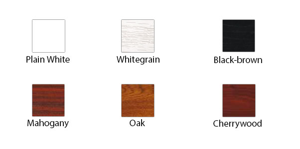 Frame Colour examples for our Composite Doors available in Worthing & West Sussex