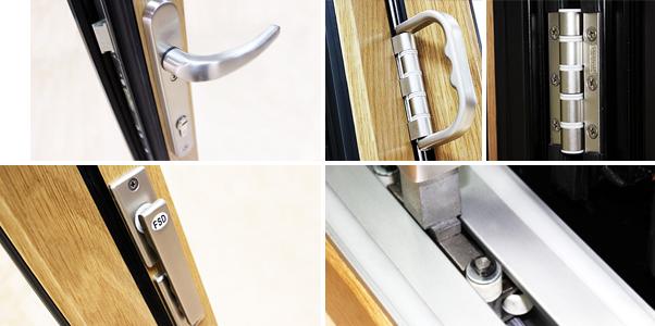 bifold-hardware