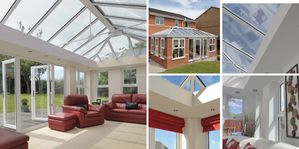 UltraFrame LivinRoom Orangeries in Worthing installed by Worthing Windows